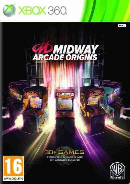 Descargar Midway Arcade Origins [MULTI][Region Free][XDG2][SPARE] por Torrent